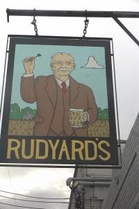 rudz rudyard's british pub