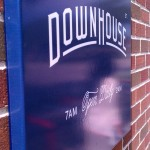 Down House Sign